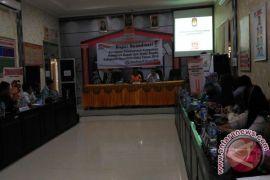 KPU Gorontalo Utara harap paslon jaga komitmen pilkada damai