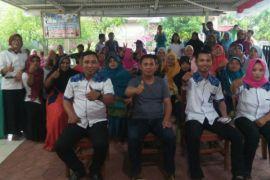 500 IRT Gorontalo Utara Masuk Kube Kabuter