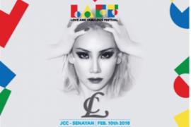 CL Akan Memeriahkan Love and Fabulous Festival di Jakarta