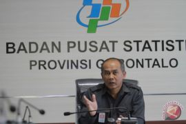 Jumlah Penumpang Angkutan Laut Di Gorontalo Turun