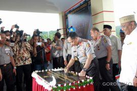 Kapolri: Gorontalo Miliki SPN Mandiri Pertama