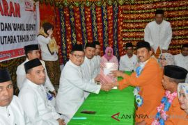 Pendaftaran Calon Kepala Daerah Gorontalo Utara Unik