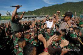Pangdam Merdeka : TNI Harus Jaga Netralitas