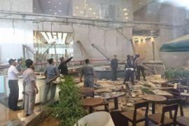 Polisi: Korban Luka Selasar BEI 77 orang