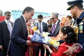 Presiden Jokowi ke Cox`s Bazar Tinjau Pengungsi Rohingya