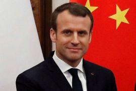 Presiden Macron hadiri Piala Dunia jika Prancis Masuk Semifinal