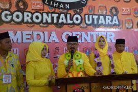 Thomas-Suhela Optimistis Menang Pilkada Gorontalo Utara