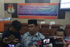 KPU Kota Gorontalo Siap Hadapi Gugatan Pilkada