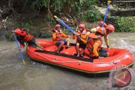 BPBD Gorontalo Utara Rehabilitasi Sungai Pascabanjir