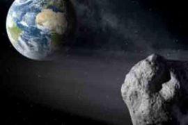 Subuh Tadi Asteroid Supercepat Ada di titik Terdekat ke Bumi, Apakah Akan Menabrak Bumi ?