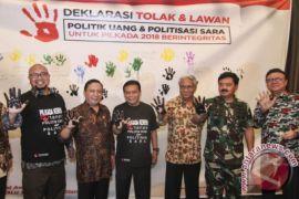 Dana kampanye parpol di Minahasa Maksimal Rp750 juta