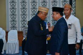 Gubernur Kukuhkan Haris Hadju PJS Gorontalo Utara