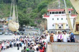 Mentan Lepas 57.650 Ton Jagung ke Filipina