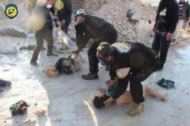 PBB Masih Menyelidiki Dugaan Penggunaan Senjata Kimia di Suriah