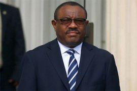 PBB Menyambut Baik Pengunduran diri PM Ethiopia Hailemariam Desalegn