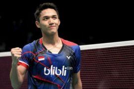 Indonesia juara grup D beregu Asia