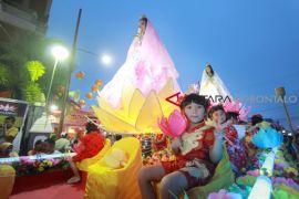 Polisi Amankan Perayaan Cap Go Meh Gorontalo