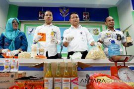 Warga Gorontalo Terkejut Temuan Mie Mengandung Boraks