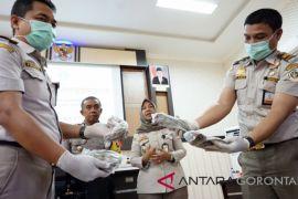 Balai Karantina Gorontalo Tahan 1.120 Tikus Beku