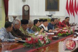 Bertemu Presiden, Megawati Singgung Amandemen UUD