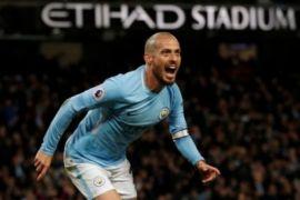 David Silva Tunjukan Pentingnya Raih Juara Liga Inggris