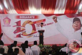 Gerindra: Raih Kemenangan Dimulai Dari Hati