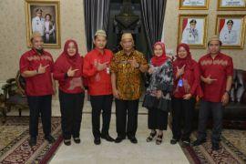 Gubernur Gorontalo Minta BPOM Rajin Sidak