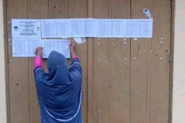 KPU Gorontalo Utara Tetapkan DPTHP-II Pemilu 2019