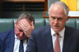 Mantan PM Australia:  Bayi di Kandungan Mantan Staf  itu Mungkin Anak Saya