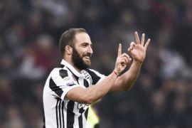 Juve Menang 3-2 di Kandang Inter