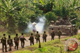 Pemberontak Bersenjata Menyerang Rumah Presiden Kongo