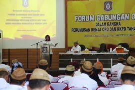 Pemprov Gorontalo Mulai Bahas Renja-RKPD 2019
