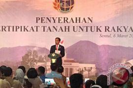 Presiden Jokowi Ancam Copot Sofyan Kepala BPN