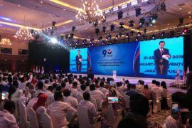 Presiden Jokowi Mengaku Sampai Hafal Mars Perindo