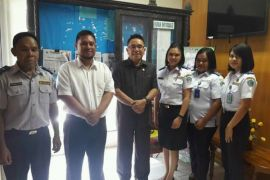 Dishub Gorontalo Utara Optimistis Kapal Tongkang Sumber PAD