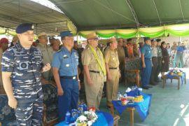 Penanaman 1.000 Mangrove Warnai Karya Bakti TNI-AL