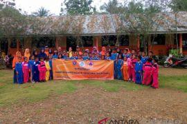BPBD Gorontalo Utara Simulasi Evakuasi Mandiri Gempa