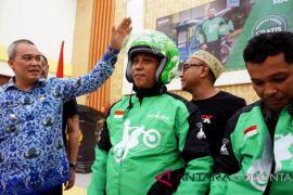 Go-Jek di Gorontalo Hanya Khusus Bentor