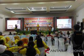 KPU Gorontalo Utara Gelar Debat Terbuka Cawabup