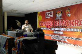 KPU Sosialisasi Pilkada Melalui Konser Demokrasi