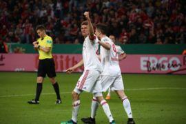 Eintracht Melaju ke Final Piala Jerman Hadapi Bayern
