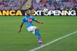 Napoli Kalahkan Udinese Sekaligus Pangkas Juve