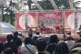 Pelajar Gorontalo Tampilkan Musik Tradisional di Jepang
