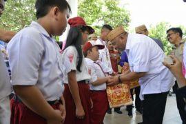 Pemprov Gorontalo Gratiskan Sekolah Untuk Anak Pengungsi