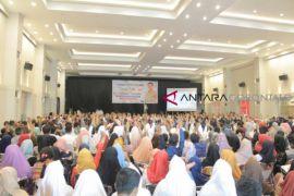Ribuan Pelajar Ikut Seminar Cara Menjadi Usahawan