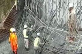 SAR Masih Lakukan Evakuasi Korban Robohnya Bangunan Tol Manado-Bitung