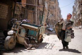 Tim Pemeriksa Senjata Kimia Masuki Daerah Serangan di Suriah