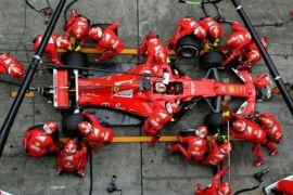 Ferrari Tinjau Prosedur Pitstop Setelah Insiden Kecelakaan