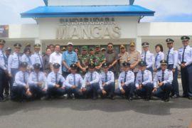 Panglima TNI Pantau Pulau Miangas