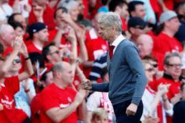 Arsenal Pesta Lima Gol Saat Pertandingan Terakhir Wenger di Emirates